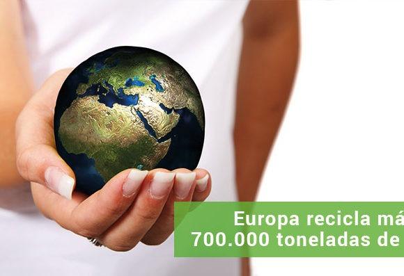 700.000 toneladas de PVC