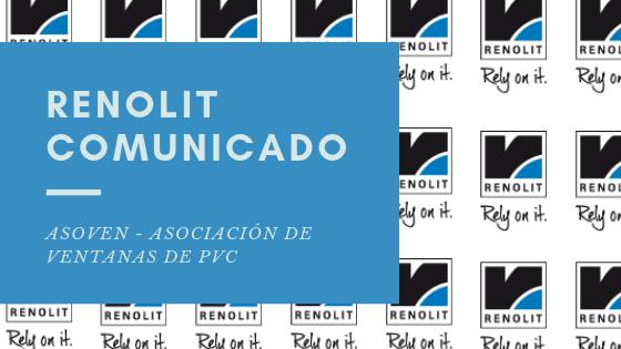 Renolit Comunicado - ASOVEN