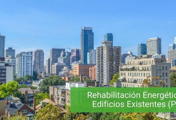 Rehabilitación Energética en Edificios Existentes