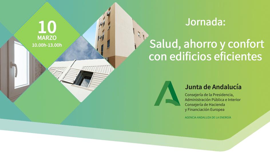 Jornada online sobre salud ahorro y confort con edificios eficientes