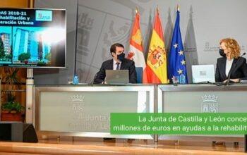 Castilla y León rehabilitación