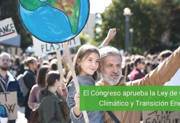 Ley de Cambio Climático y Transición Energética