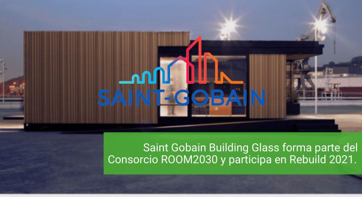Saint Gobain Building Glass forma parte del Consorcio ROOM2030
