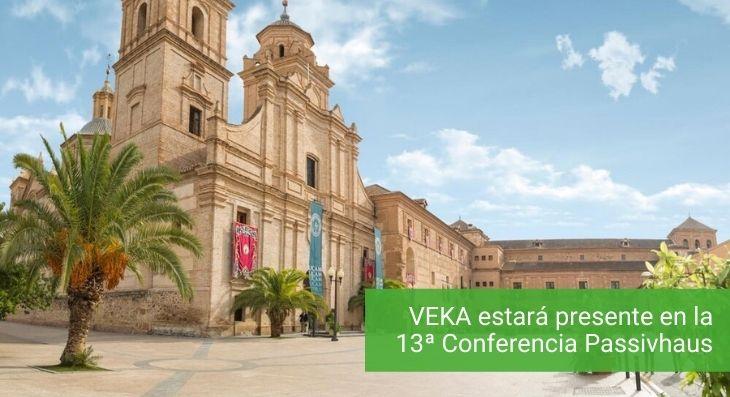 VEKA estará presente en la 13ª Conferencia Passivhaus